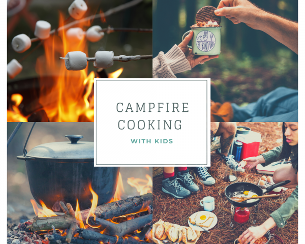 An Easy 5-Day Campfire Cooking Meal Plan